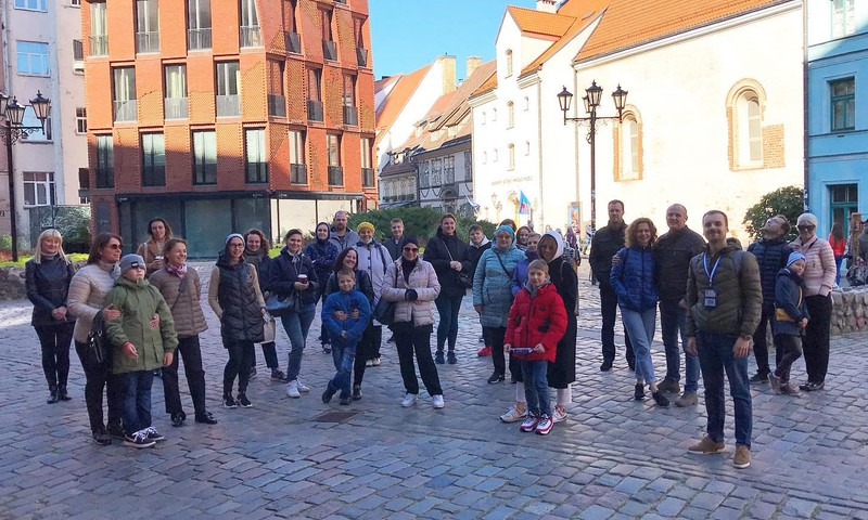 Riga11:00 - бесплатные экскурсии в Риге