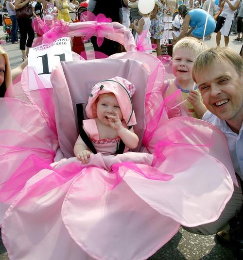 4 августа - юбилейный Парад семей в Резекне! Приезжайте на праздник всей семьёй!