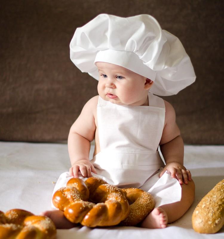 Крем-суп для малышей. Вкусно и полезно