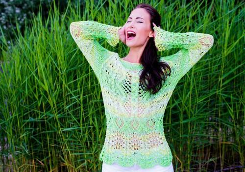 Наконец-то, Зелено-желтая июльская жара!