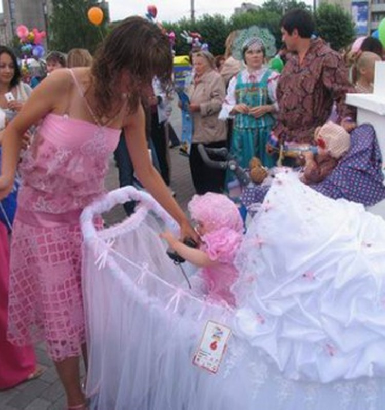 Давайте устроим 18 августа Парад колясок по всей Латвии!