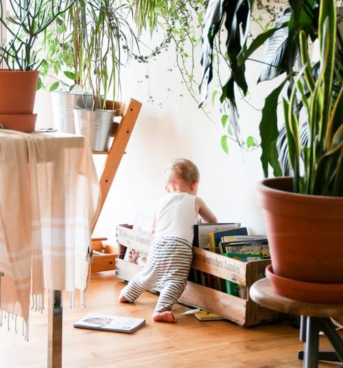 10 советов, как обустроить безопасную комнату для малыша