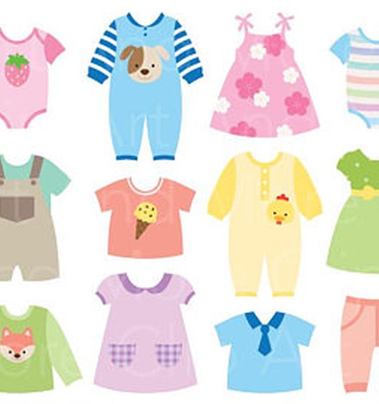 Мои must haves в одежке новорожденных