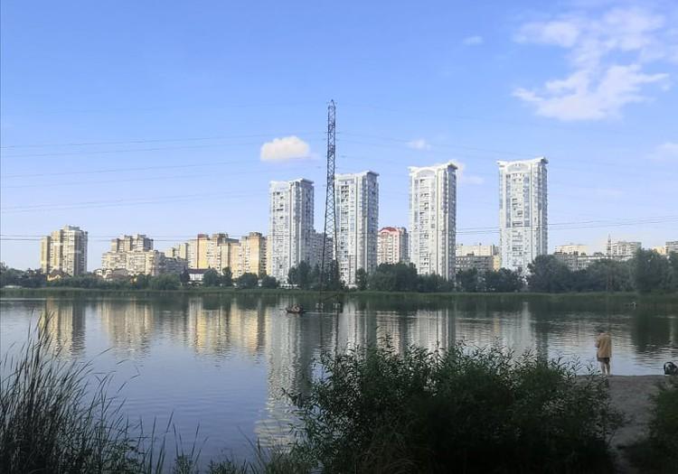 В погоне за летом: парк активного отдыха «Святошинское озеро» в Киеве