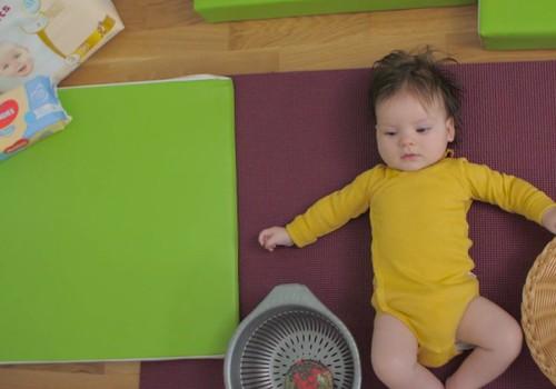 Развитие малыша: 4 месяц