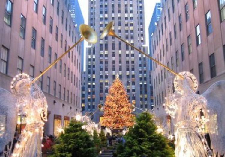 """С 10 ноября до 23 декабря - акция """"Рождественские Aнгелы"""""""