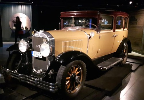 Рижский Музей мотора – рай для мужчин любого возраста!
