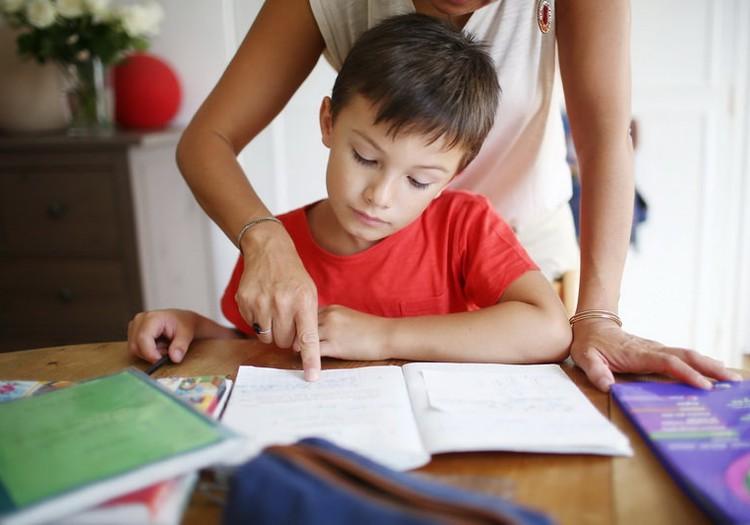 Трудности в обучении и напряжённый Меркурий у детей