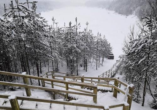 Зимние бродилки: Природный парк «Синие горы», Огре