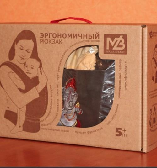 Эргономичный рюкзак - физиологичное решение для переноски малышей