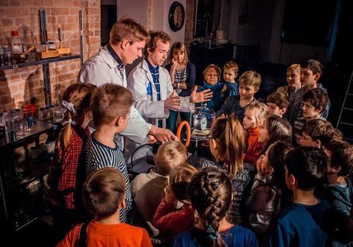АФИША: Представления Научного театра на русском языке (осень- зима 2017)