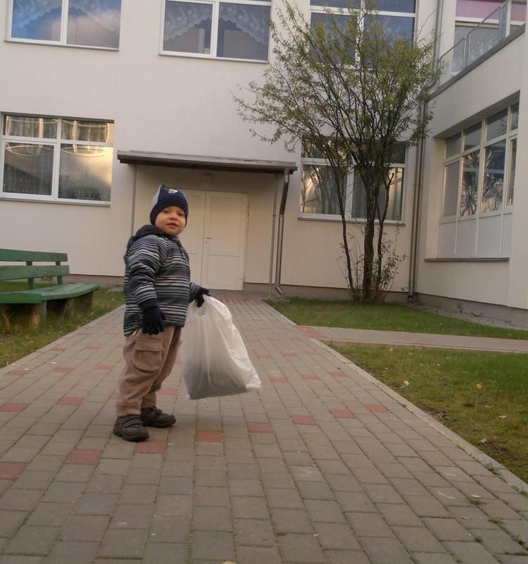 Детсадовец Артём. Садик радует, ребёнок растёт, а я счастливый родитель!
