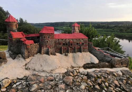 Лето, ах лето: Динабургская тропа – место основания Даугавпилса