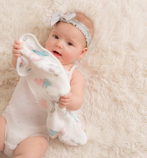 Новый латвийский бренд MiLovey удивит мягчайшими текстильными изделиями для малышей!