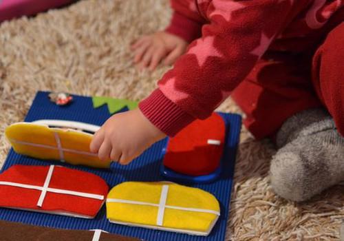 В чём преимущество самодельных игрушек?