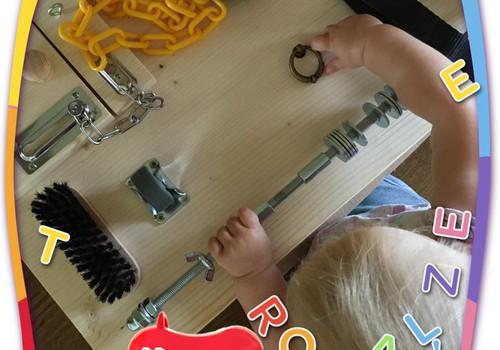20 минут свободного времени для мамы: Чем занять годовалого ребёнка?