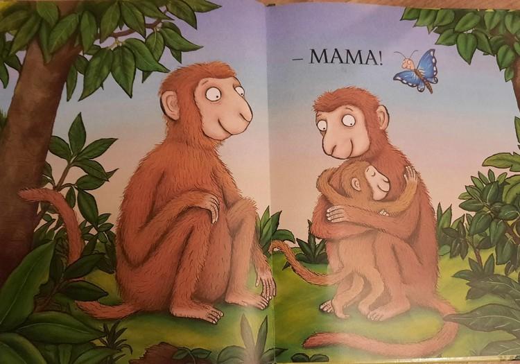 """Книжный клуб: """"Хочу к маме!"""""""