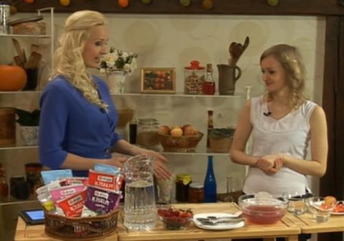 ONLINE-TV: Вкусные и легкие рецепты десертов!