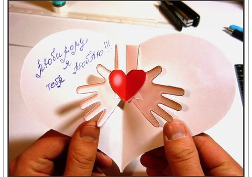 Идеи своими руками на день Св.Валентина