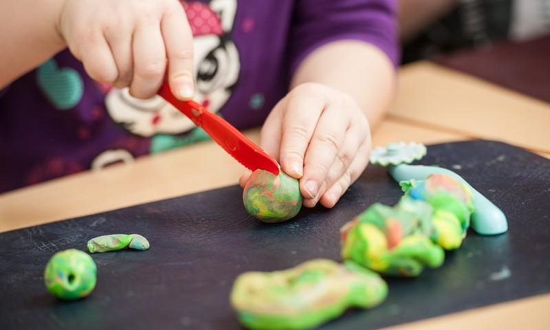 Детский сад - это весело или страшно?