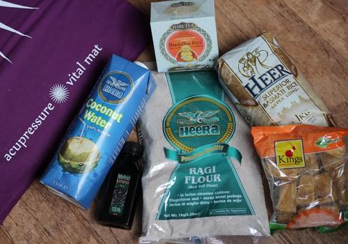 Продукты на дом: Rudra yoga store