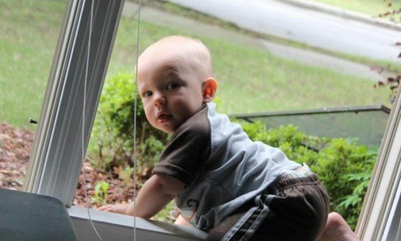 БЛОГ ЛЕНЫ: Ребёнок и открытое окно