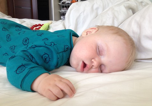 БЛОГ АЛЁНЫ: Пока сын спит...