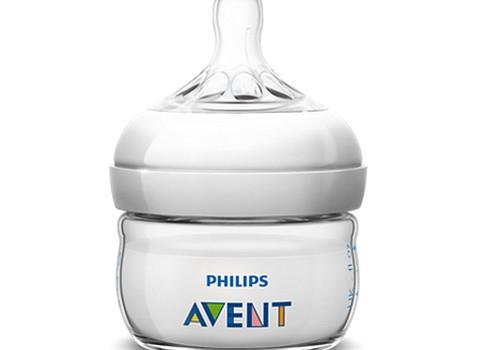 Бутылочка Philips AVENT Natural для новорожденных: естественный выбор