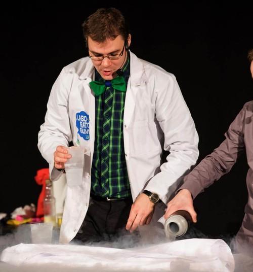 Осень с Laboratorium.lv: парадоксы научного мира, опасная магия электричества, или что должен знать каждый школьник?