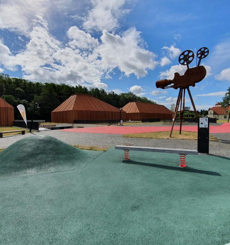 Детский Таллин и немного о детских площадках