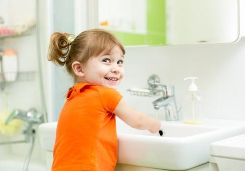 Как правильно мыть руки и быть здоровым?