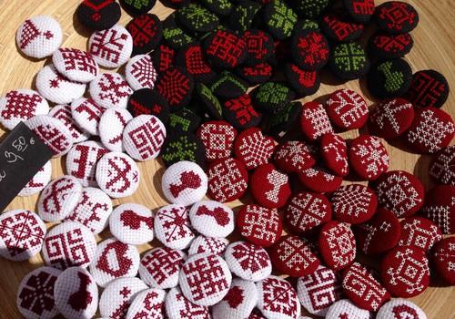 Хэндмейды из  Латвии на подарки взрослым