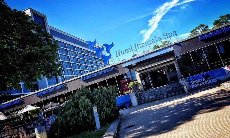 Юрмальские прогулки: Hotel Jūrmala SPA