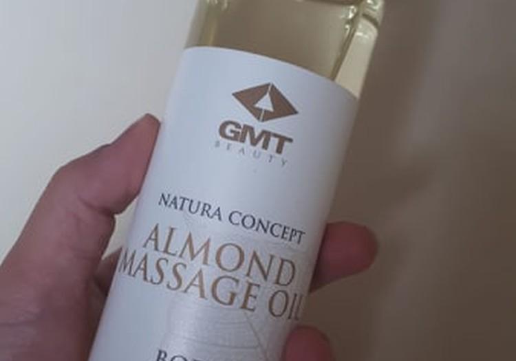 GMT massage oil - массажное масло без недостатков!