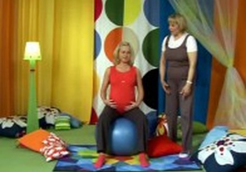 ВИДЕО: Online гимнастика для беременных. Смотри и занимайся вместе с нами!