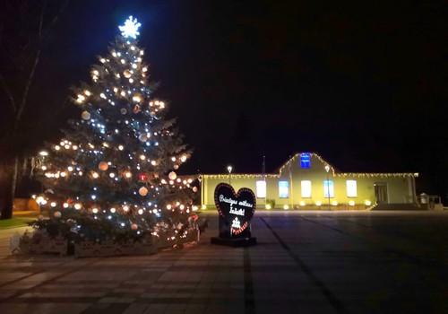 Зимние бродилки: Икшкиле – первоисточник христианства в Латвии