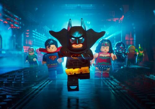 """Приглашаем на утренник 4-5 февраля на анимационный фильм """"Лего Фильм: Бэтмен"""""""