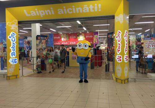 Открыт самый крупный магазин игрушек в Иманте - Baby City Toy City!