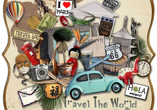 Что подарить путешественнику?