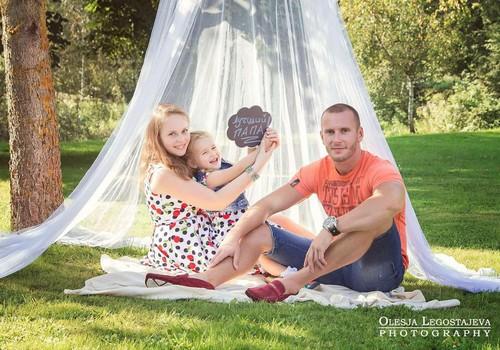 Лучший пример отношений начинается с семьи