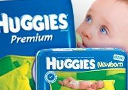 Какие подгузники Huggies нравятся детям
