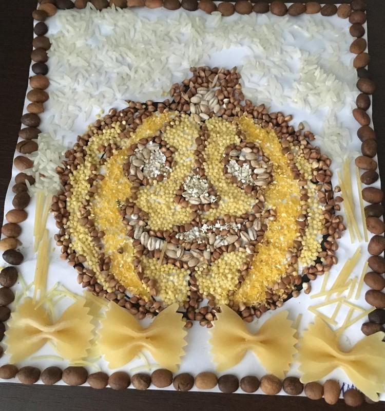 Мастер мозаики Тимур: 1 неделя - Хэллоуину посвещается