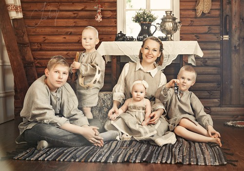 СПЕЦНАЗ МК: Семейная фотосессия-миссия выполнима