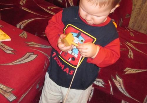 Чем хороши деревянные игрушки