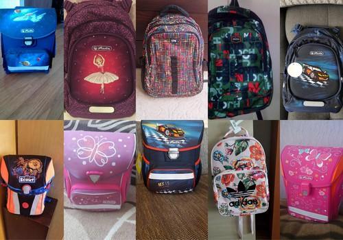 ФОТОгалерея новых рюкзаков наших школьников. Спасибо всем, кто участвовал в конкурсе!