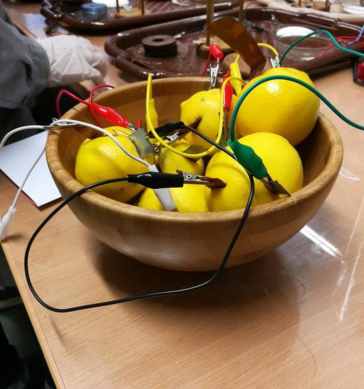 Gudra Rīga: «Как при помощи лимонов осветить комнату?»