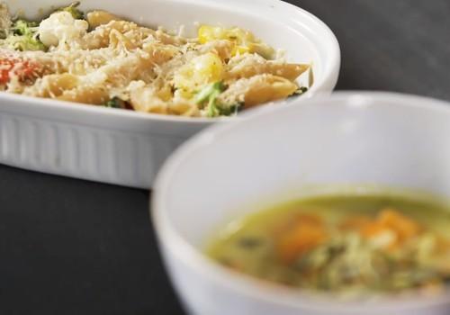 3 рецепта блюд на ужин, подходящих малышу