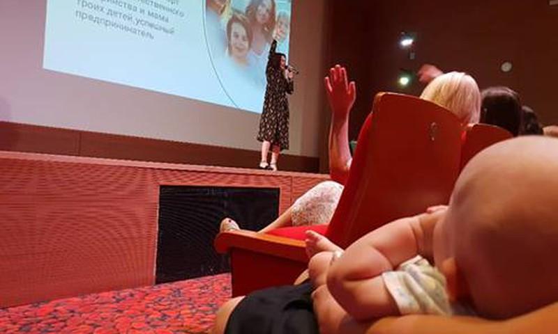 """Взгляд акушерки: о семинаре """" Умные мамочки. Юрмала"""""""