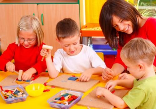 Игры с детьми после года