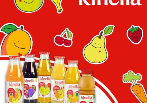 КОНКУРС в Facebook: выиграй комплект напитков Kinella для солнечного лета!